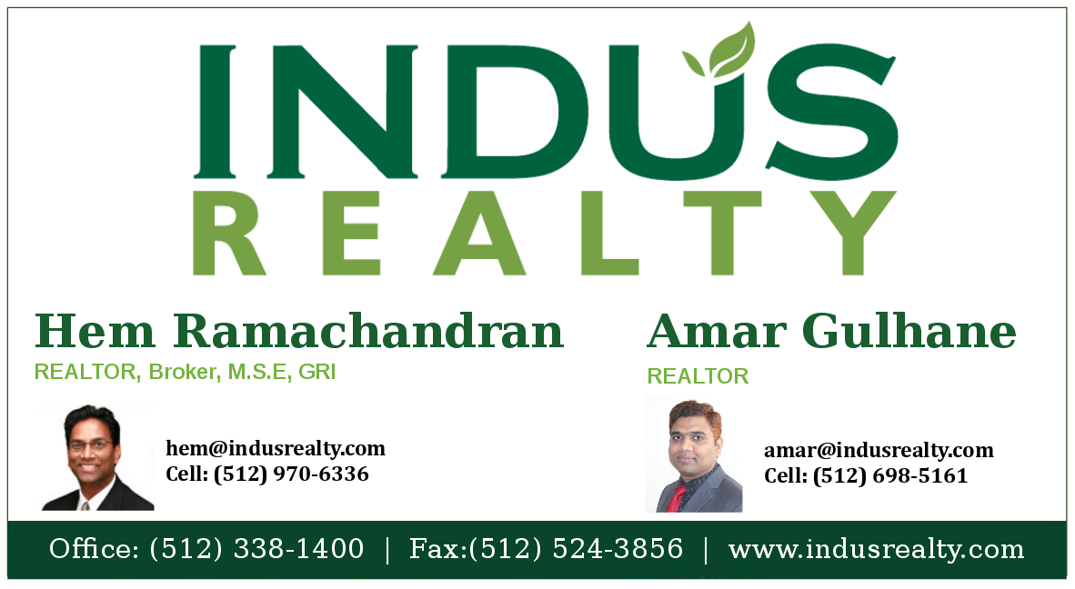 Indus Realty Hem and Amar
