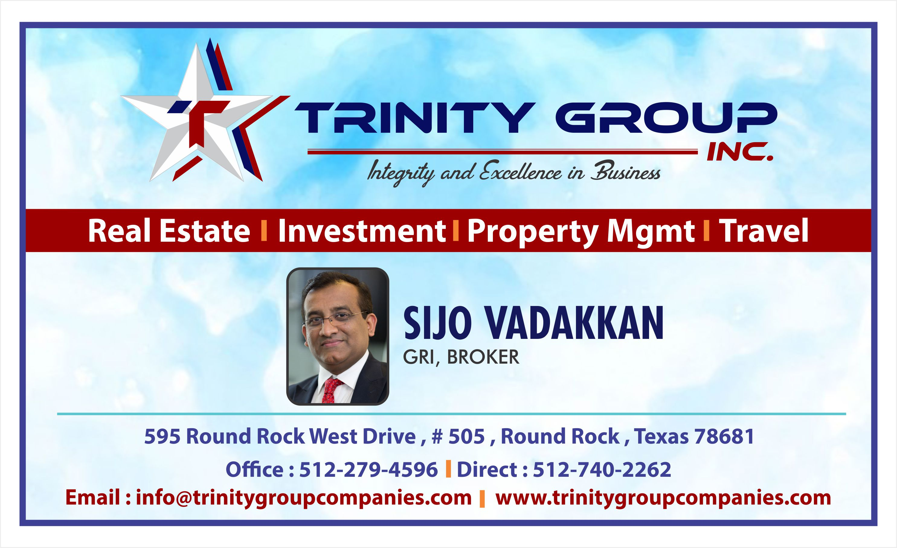 Trinity Group Inc.